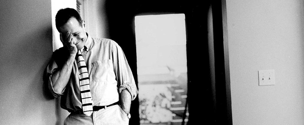 What is David Sedaris' purpose? and style of writing?